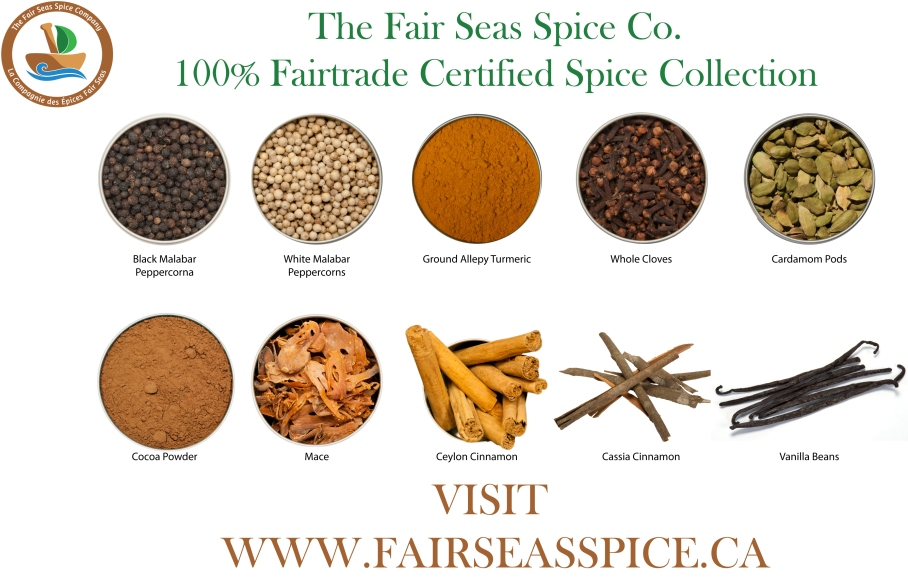 Fairtrade Spices